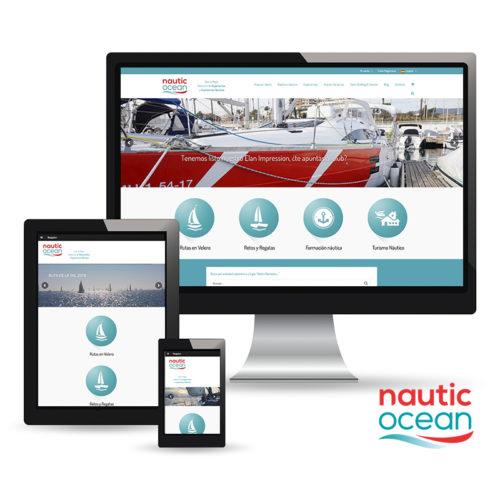 Nautic Ocean - Web