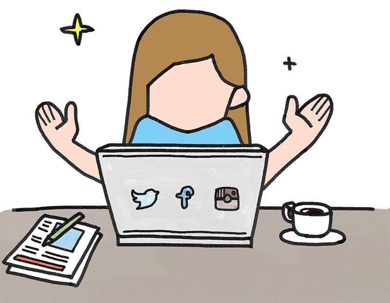Las Redes Sociales a lo largo del 2017