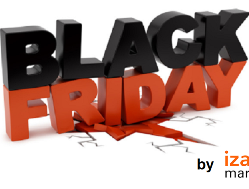Black Friday Izando Marketing 20 % de descuento