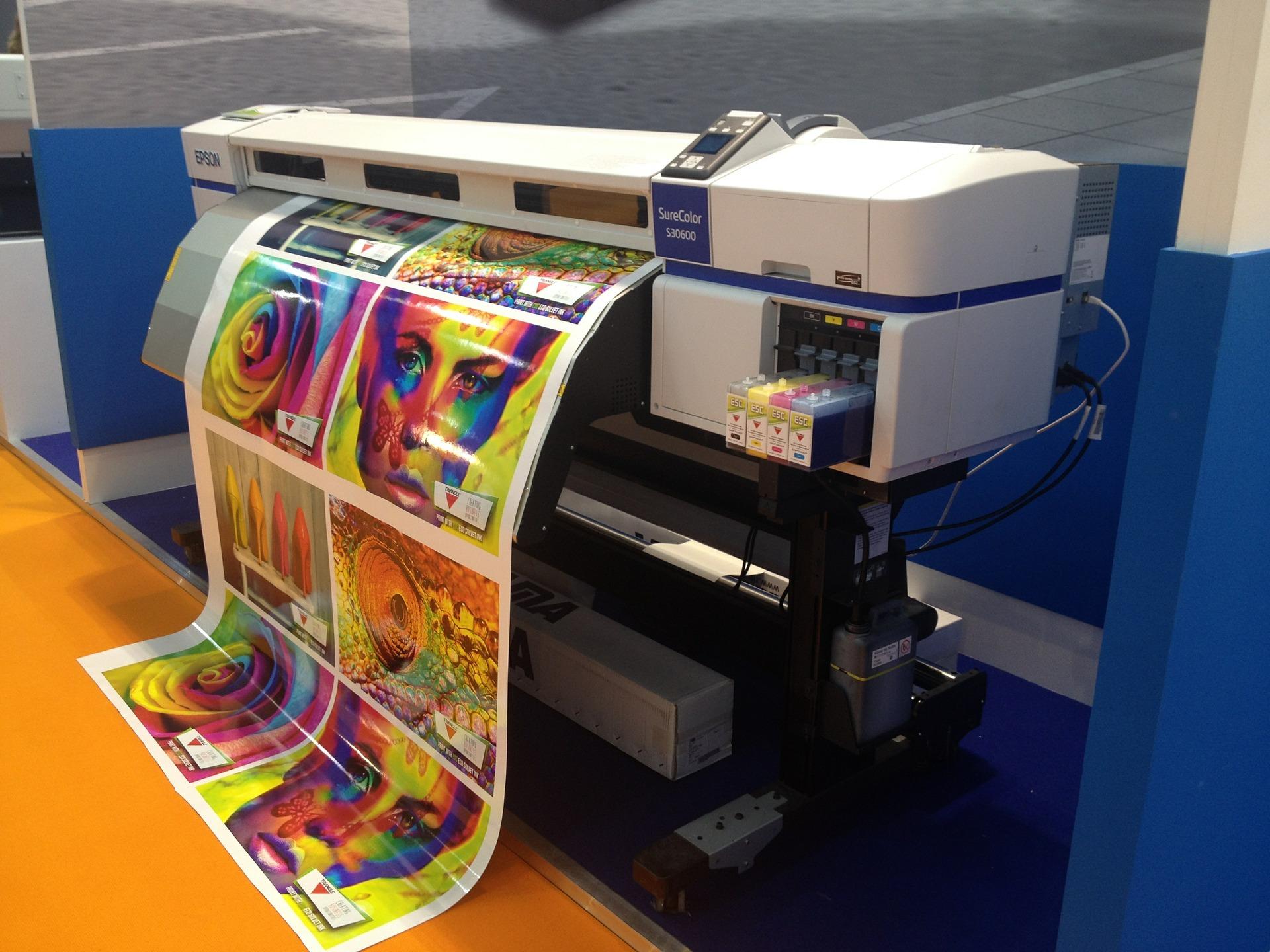 izando printers foto