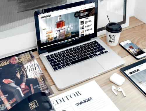 Diseñar revista