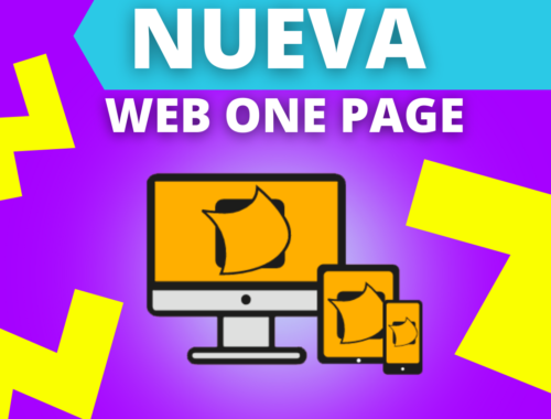 web one page